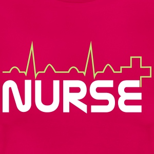 ecg nurse T-Shirts - Frauen T-Shirt