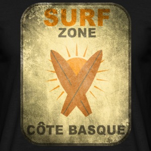 Surf zone 22 vintage - T-shirt Homme