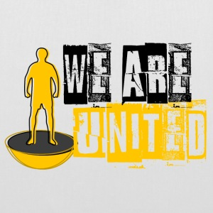 We Are United Bags & Backpacks - Tote Bag