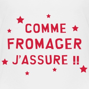 Fromager / Agriculture / Fermier / Fromage / Ferme Tee shirts - T-shirt Premium Enfant