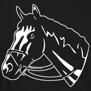 Stallion Dark Shirts - Männer T-Shirt