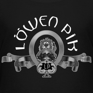 Löwen Pik Retro for dark Shirts - Kinder Premium T-Shirt