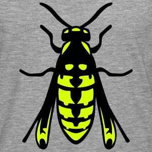Insect fly wasp 1112 Long sleeve shirts - Men's Premium Longsleeve Shirt
