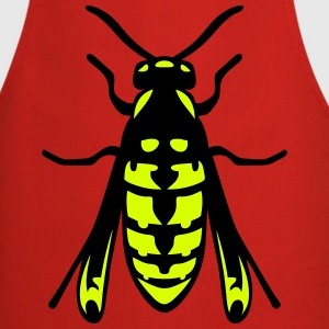 Insect fly wasp 1112  Aprons - Cooking Apron