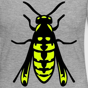 guepe fly insecte 1112 Manches longues - T-shirt manches longues Premium Femme