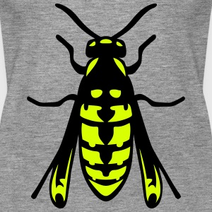 Insect fly wasp 1112 Tops - Women's Premium Tank Top