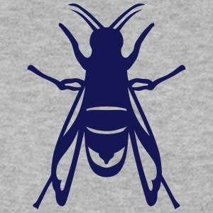 Hornet asian fly insect 1112 Hoodies & Sweatshirts - Men's Sweatshirt