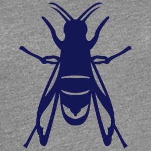 Hornet asian fly insect 1112 T-Shirts - Women's Premium T-Shirt