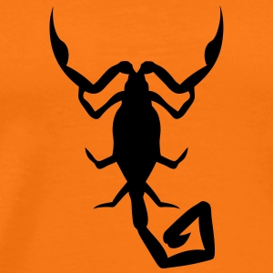 Scorpion insect 11123 T-Shirts - Men's Premium T-Shirt