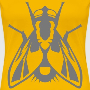 mouche fly insecte 1112 Tee shirts - T-shirt Premium Femme