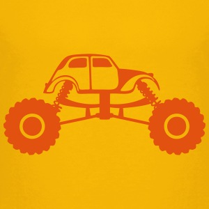 monster truck 10123g Shirts - Teenage Premium T-Shirt