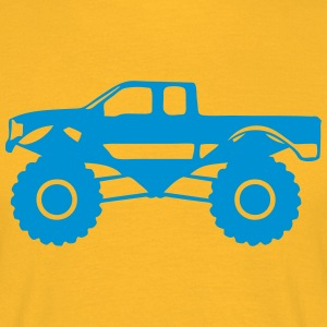 monster truck 1012 Tee shirts - T-shirt Homme