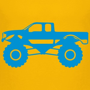 monster truck 1012 Shirts - Kids' Premium T-Shirt