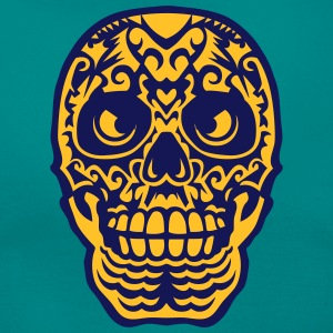 Mexican skull tattoo 0123 T-Shirts - Women's T-Shirt