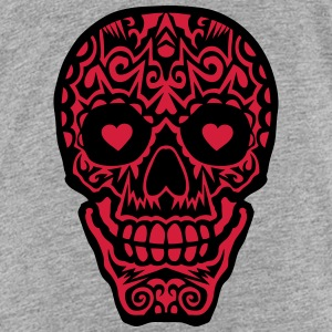 Mexican skull tattoo 1012 Shirts - Kids' Premium T-Shirt