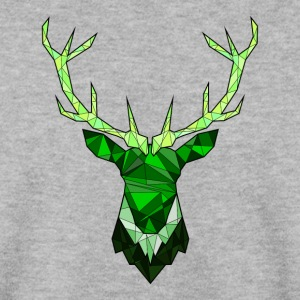 Cerf Vert Sweat-shirts - Sweat-shirt Homme