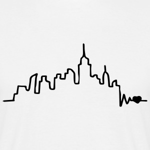 City Love - Männer T-Shirt