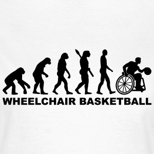 Wheelchair basketball T-Shirts - Frauen T-Shirt
