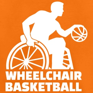 Wheelchair basketball T-Shirts - Kinder Premium T-Shirt