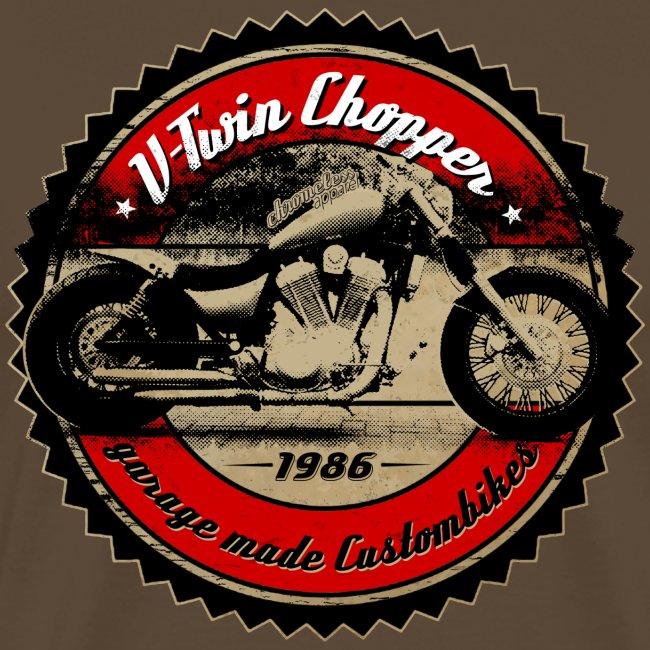 CHROMELESSAPPAREL // V2 CHOPPER VOL.1
