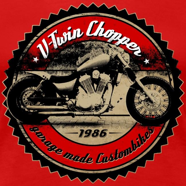 CHROMELESS // V2 CHOPPER VOL.1