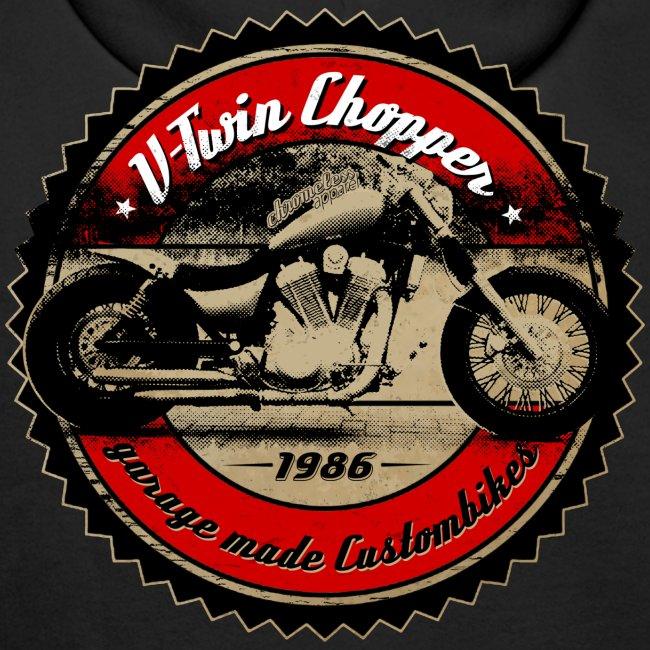 CHROMELESSAPPAREL // V2 CHOPPER VOL.1 BACK