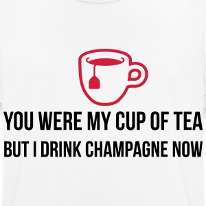 You used to be my cup of tea .... T-Shirts - Men's Breathable T-Shirt
