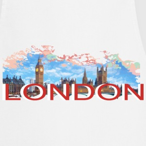 LONDON-RETRO  Aprons - Cooking Apron