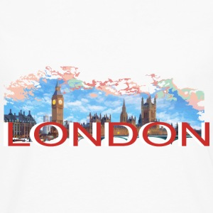 LONDON-RETRO Long sleeve shirts - Men's Premium Longsleeve Shirt