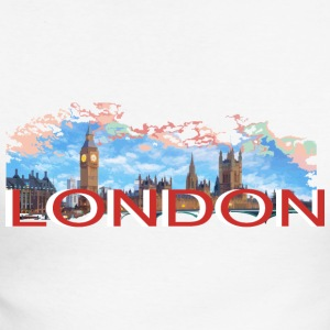 LONDON-RETRO Manches longues - T-shirt baseball manches longues Homme