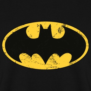 Batman logo Vintage homme Sweat-shirt - Sweat-shirt Homme