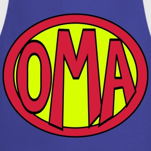 Super, Superheld, Superheldin, Hero, Oma  Aprons - Cooking Apron