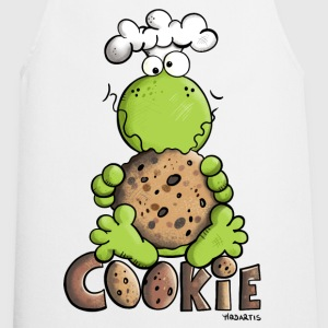 Frog with Cookie  Aprons - Cooking Apron