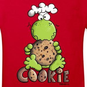 Frog with Cookie Shirts - Kids' Organic T-shirt