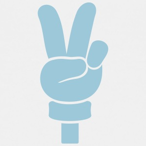 Peace Handzeichen / peace  hand sign (1c) Shirts - Teenage Premium T-Shirt