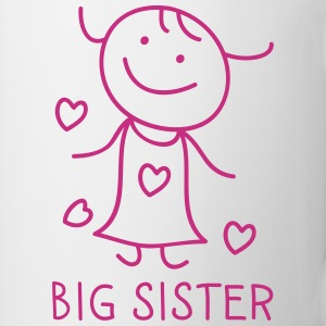 Big Sister Mugs & Drinkware - Mug