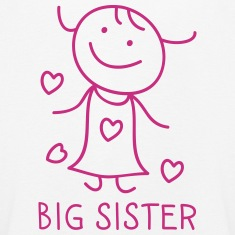 Big Sister Long Sleeve Shirts