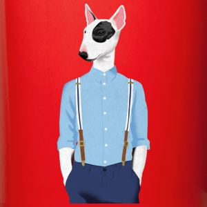 Skinhead Bull Terrier - Full Colour Mug