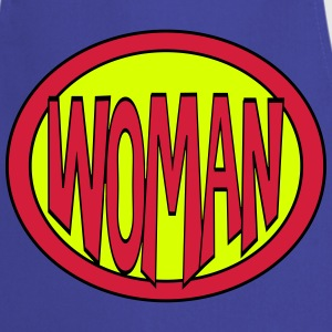 Super, Superheld, Superheldin, Hero, Woman  Aprons - Cooking Apron