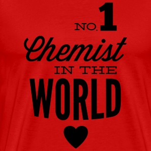 Best chemists of the world T-Shirts - Men's Premium T-Shirt