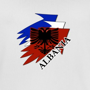 Albania on France Sportbekleidung - Männer Basketball-Trikot