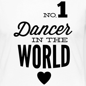 Best dancer of the world Long Sleeve Shirts - Women's Premium Longsleeve Shirt