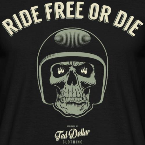 Ride free or die new II