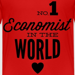 World's best Economist Shirts - Kids' Premium T-Shirt