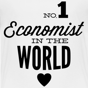 World's best Economist Shirts - Teenage Premium T-Shirt