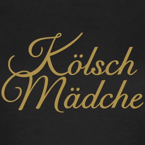 Kölsch Mädche Klassisch Köln Design