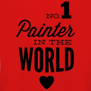 Best painter in the world Long Sleeve Shirts - Kids' Premium Longsleeve Shirt