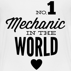 Bester Mechaniker der Welt T-Shirts - Teenager Premium T-Shirt