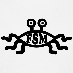 Flying Spaghetti Monster T-Shirts - Männer T-Shirt