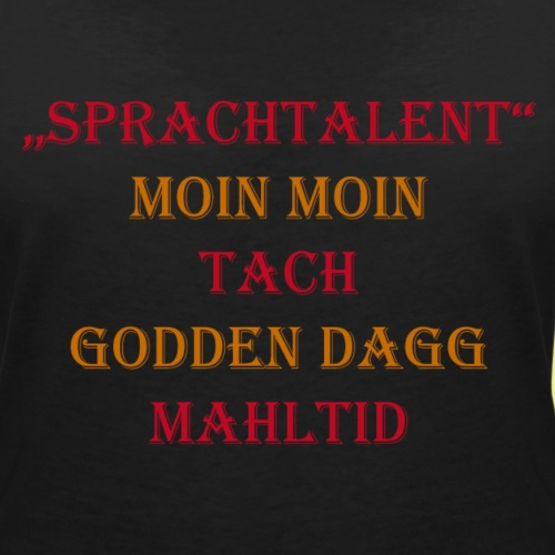 Sprachtalent in_Rot